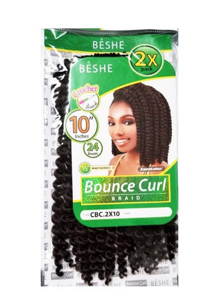 Beshe - Bounce Curl Braid - CBC.2X10
