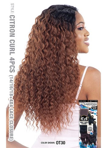 Model Model - Gardenia Citron Curl 4pcs - 14
