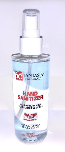 iC Fantasia - Hand Sanitizer - 6oz