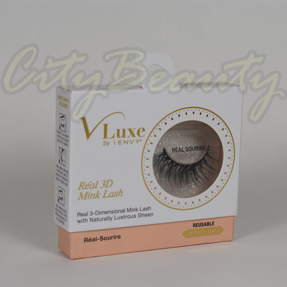 VLuxe by iEnvy - Real 3D Mink Lash