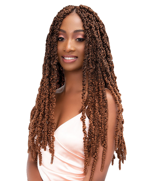 Janet - Nomadik Twist Braid 20""