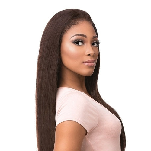 Straight Lace Frontal & Bundle Deal