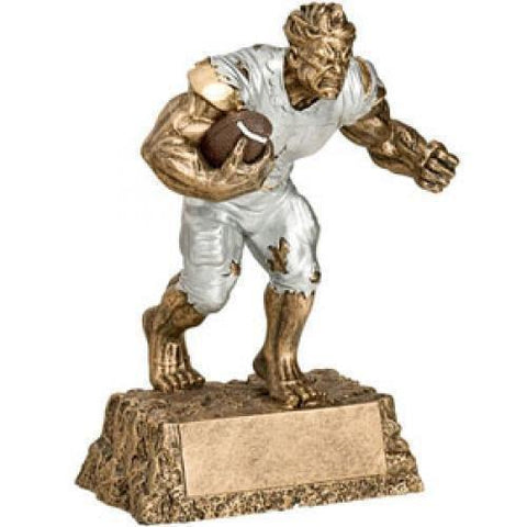 Monster Football Resin
