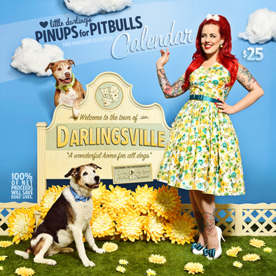 Calendar : 2017 Pinups For Pitbulls