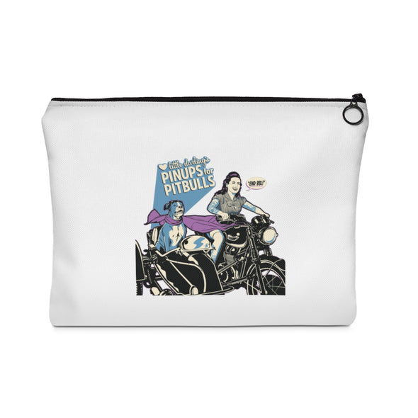 Accessory | End BSL Motorcycle Sidecar | Zip Pouch
