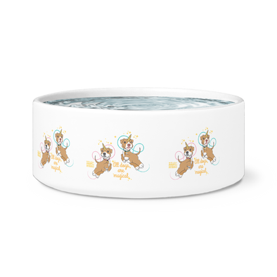 Dog Bowl | All Dogs Are Magical (Piticorn)