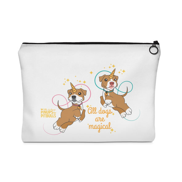 Accessory | All Dogs Are Magical (Piticorn) | Zip Pouch