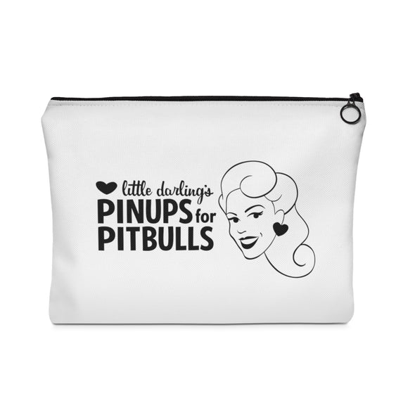 Accessory | Little Darling Face (PFPB Logo)  | Zip Pouch