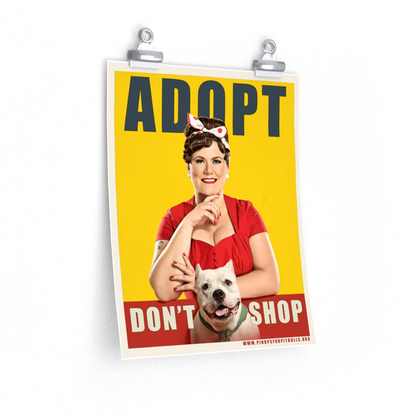 Posters | Adopt Don't Shop