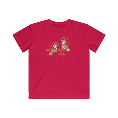 Kids Fine Jersey Tee | ALL DOGS ARE MAGICAL