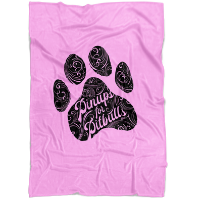 Blanket in Pink | PawPrint