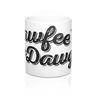 Coffee Cup | Cawfee & Dawgs