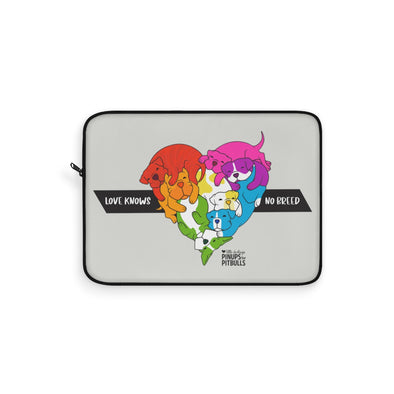 Laptop Sleeve | Love Knows No Breed | PRIDE