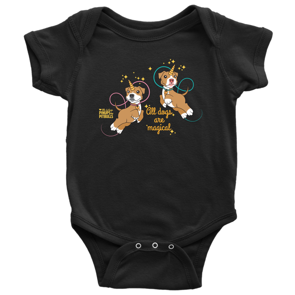 Kids | All Dogs Are Magical (Piticorn) | Onesie