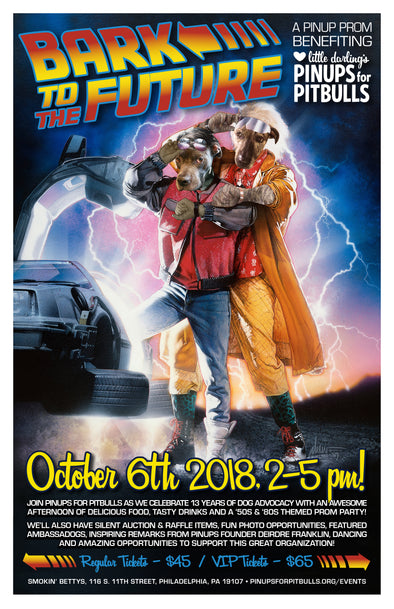 Bark to the Future Pin Up Prom: PHILLY (TICKETS)