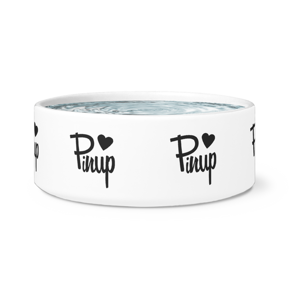 Dog Bowl | Pinup