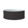 Dog Bowl | Text (3 Face Logo)