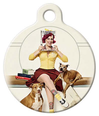 DOG TAG: Cover Girl feat. Little Darling Carla Lou and Baxter Bean