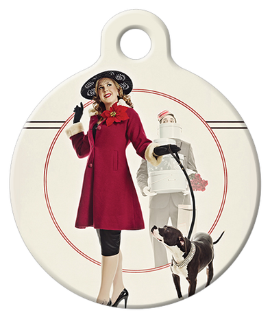 DOG TAG: Shopaholic