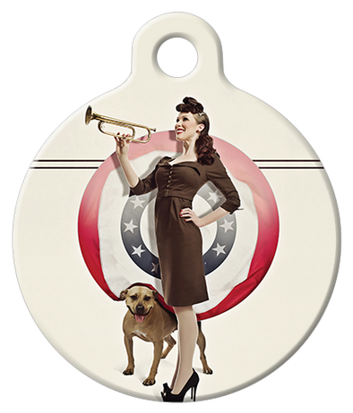 DOG TAG: Patriot