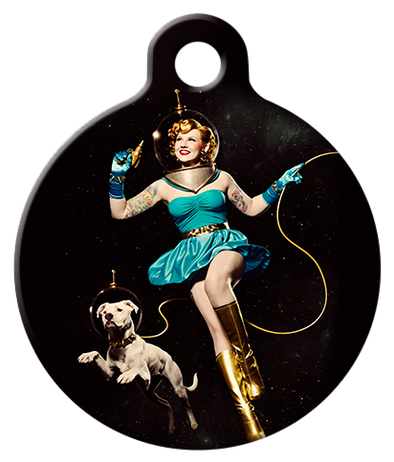 DOG TAG: Space Cadet