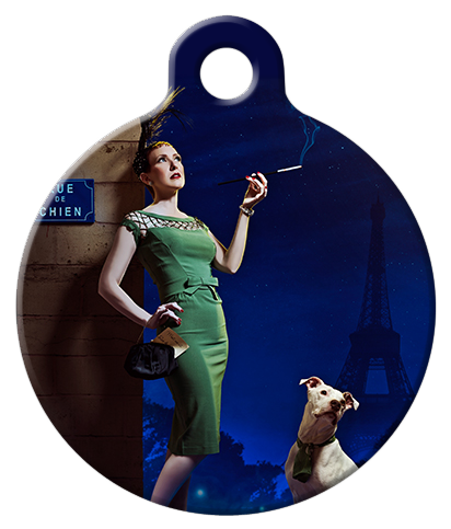DOG TAG: Parisian