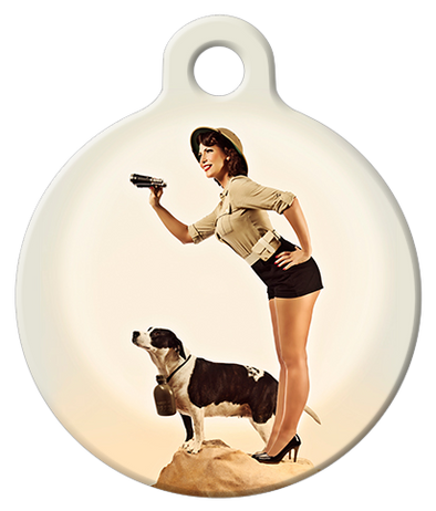 DOG TAG: Desert Explorer