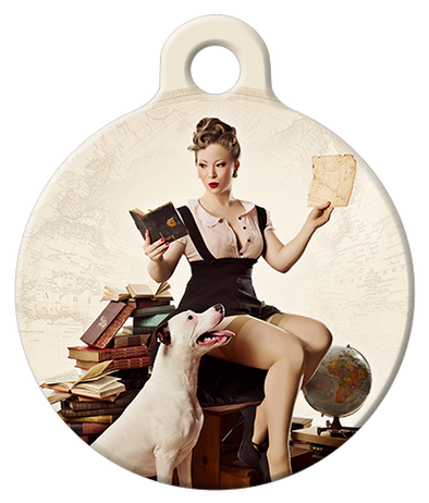 DOG TAG: Librarian