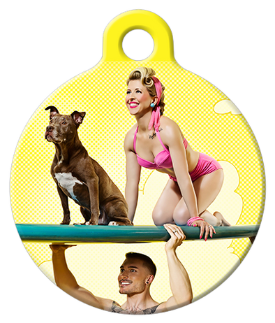 DOG TAG: Surf's Up
