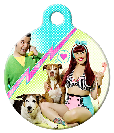 DOG TAG: Cutie Call