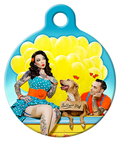 DOG TAG: Carnival Love