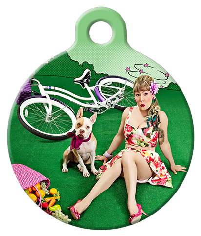 DOG TAG: Bicycle Blunder