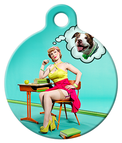 DOG TAG: Teacher's Pet
