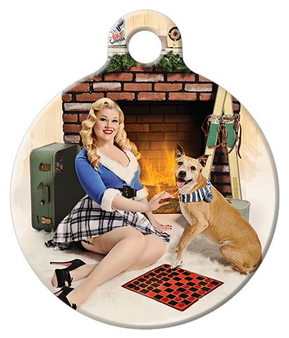 DOG TAG: Colorado Cozy