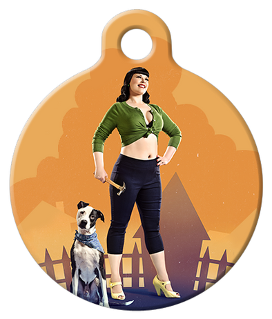 DOG TAG: Build Them A Better Future