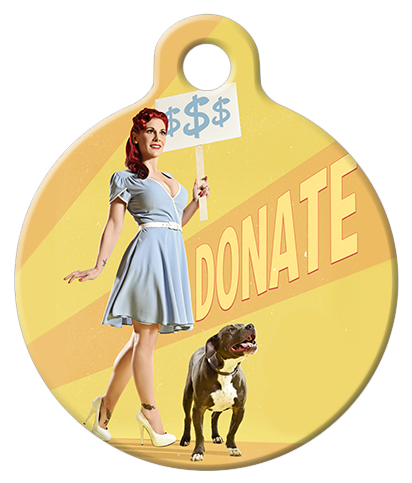 DOG TAG: Donate