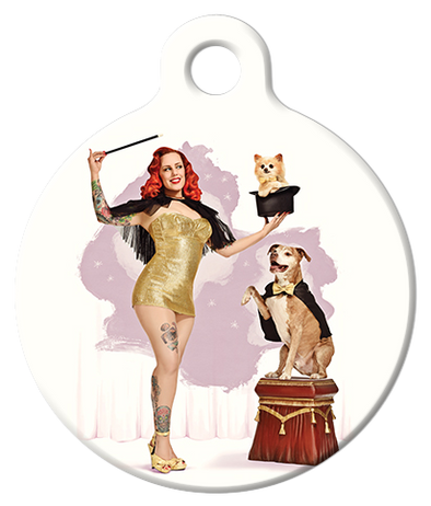 DOG TAG: Magic Mage Pinup