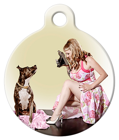 DOG TAG: Photographer Shannon Brooke