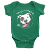 Kids | Take My Leash (Dog Face)  | Onesie