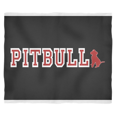Blanket | Pitbull Collegiate Logo