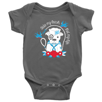 Kids | Take My Leash (Sailor) | Onesie