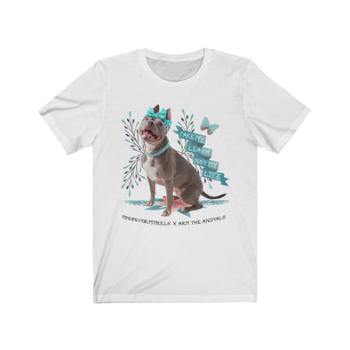Unisex | Arm The Animals x Pinups For Pitbulls | T Shirt