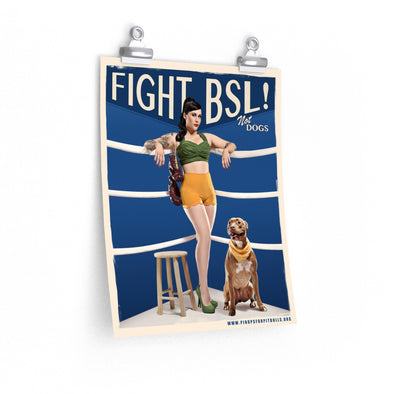 Posters | Fight BSL Not Dogs