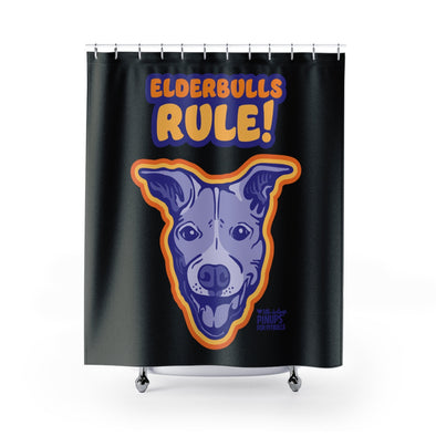 Shower Curtains | Elderbulls Rule