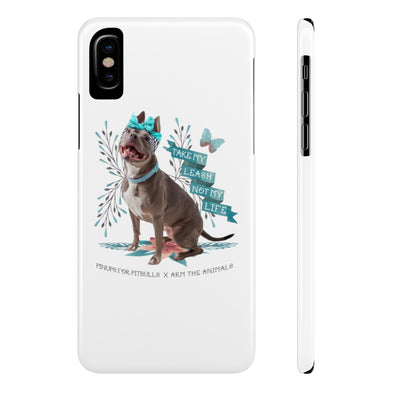 Accessory | Arm The Animals x Pinups For Pitbulls | Phone Cases