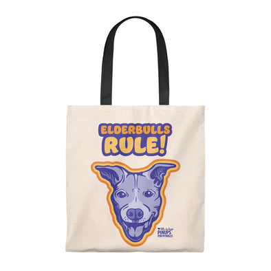 Tote Bag - Vintage | Elderbulls Rule!