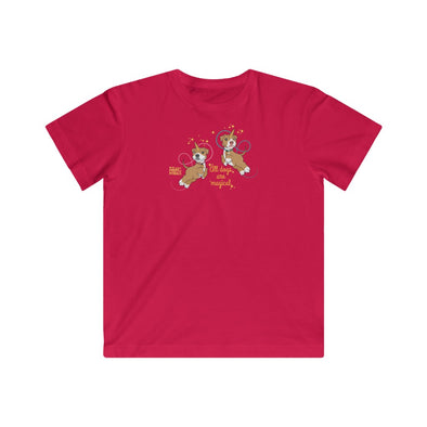 KIDS | All Dogs Are Magical Piticorn | Kids Fine Jersey Tee
