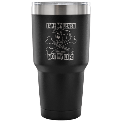30 Ounce Tumbler | Educate Don't Discriminate (BAX TO THE BONE)