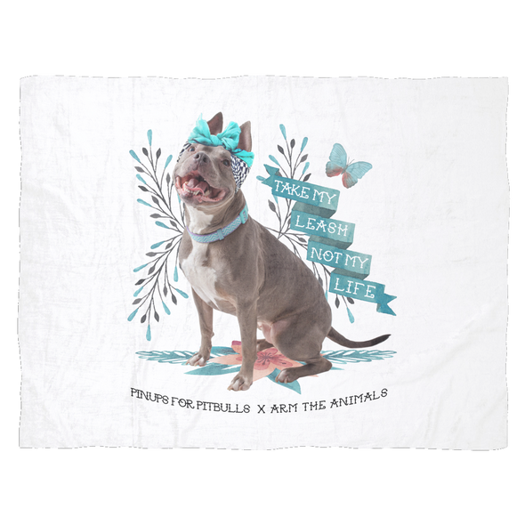 Accessory | Arm The Animals x Pinups For Pitbulls | Blanket