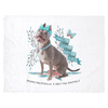 Blanket | Arm The Animals x Pinups For Pitbulls
